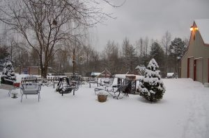 2010 Snow on the farm